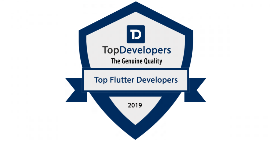 Top Flutter App Developers of November 2019