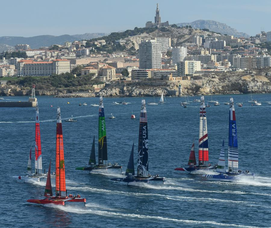 Denmark will join this picture next year for SailGP 2020, with support from main sponsor ROCKWOOL