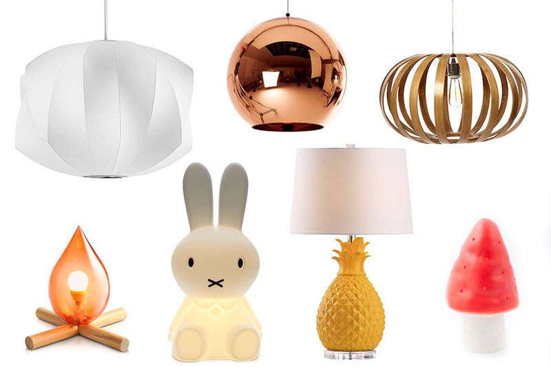 Global Lamps for Kids Market