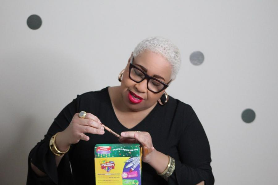 How a Box of Crayons Helped to Win The Racism Battle