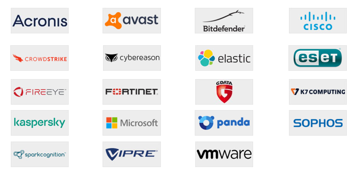 AV-Comparatives tested Enterprise Endpoint Security Products
