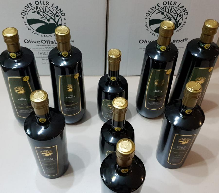 OliveOilsLand®- World's One Of  The Best Turkish Olive Oil Brands