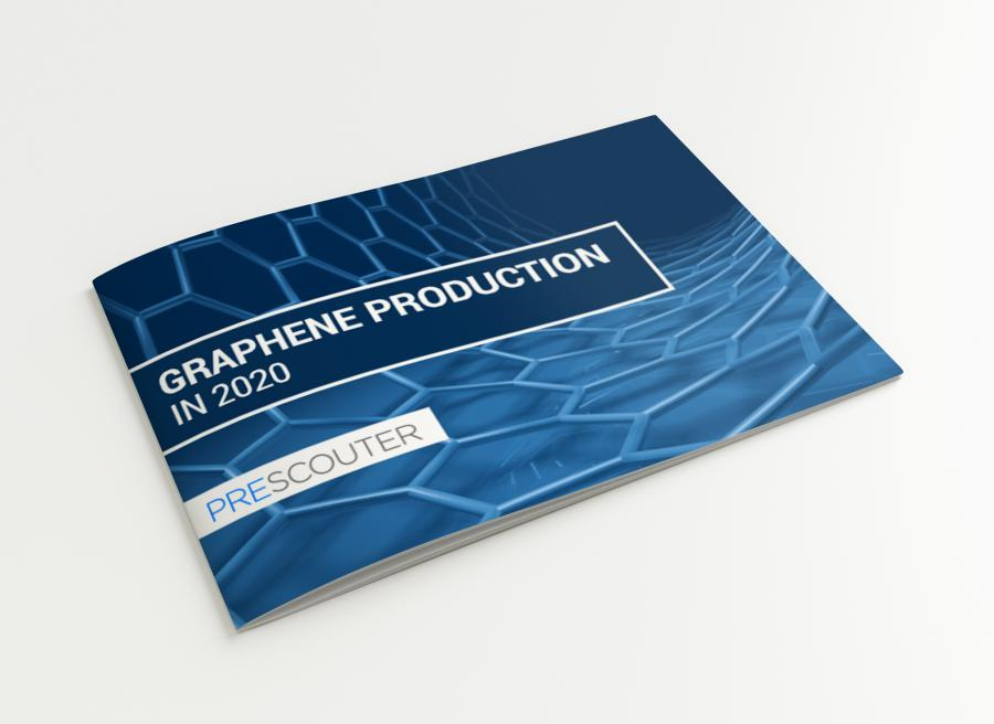 Cover image of graphene report