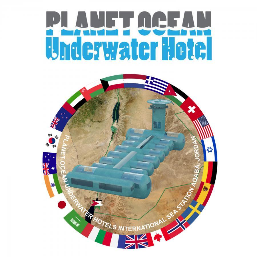 Planet Ocean Underwater Hotels International Sea Station