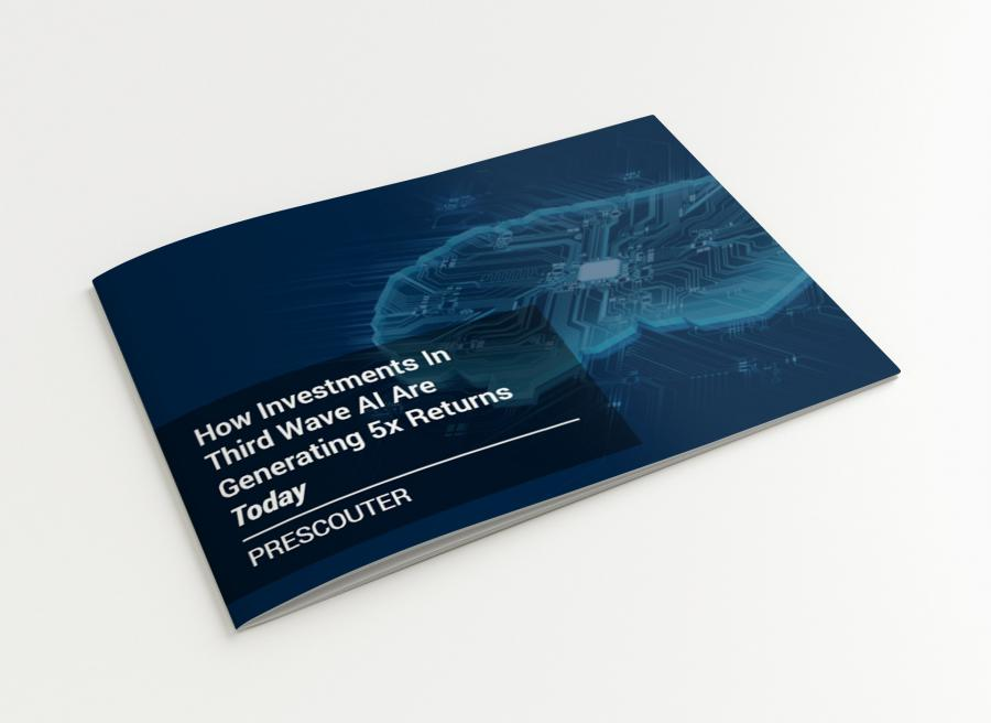 Benefits of Investing in Third Wave AI report cover