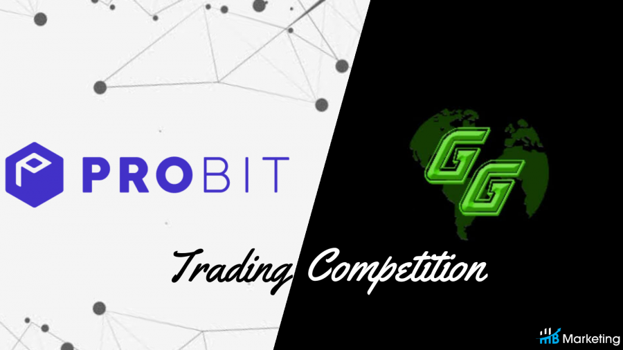 Probit and Global Gaming (GMNG) Partner and Announce a Trading Competition (Round 2)