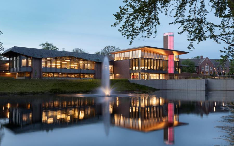 The Mission Driven Campaign for Rose-Hulman expanded student and academic services.an