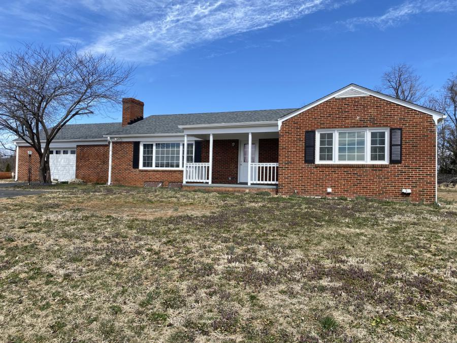 Recently renovated and move-in ready 3 BR/2.5 BA brick home -- Attached garage -- Finished walk-out basement -- Located 1/2 mile from Rt. 29 & Ruckersville and only 17 miles from Charlottesville, VA