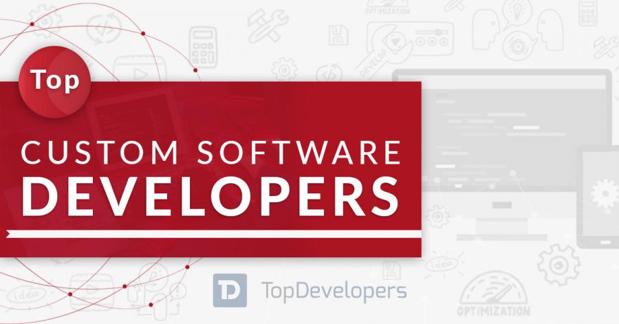 The Top Custom Software Development Companies of May 2021
