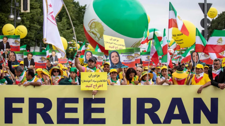 June 10, 2021 - Expatriates Planning Rally To Follow up on Boycott of Iran's Presidential Election.