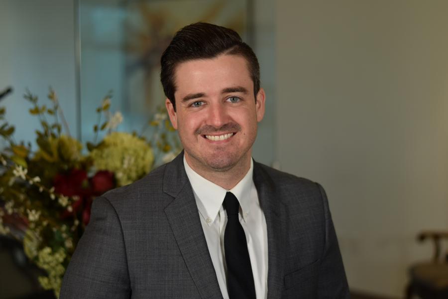 Jonathan Cooper, Vice President, Cornerstone Solutions