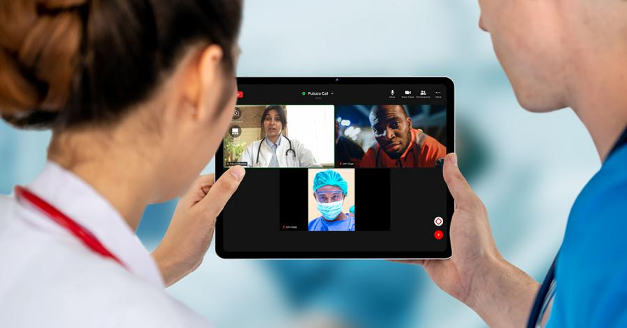 Pulsara Calling Enables New Logistics and Communication Interactions With Group Video Conferencing