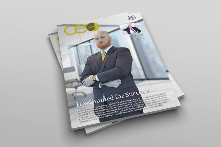 ceo monthly