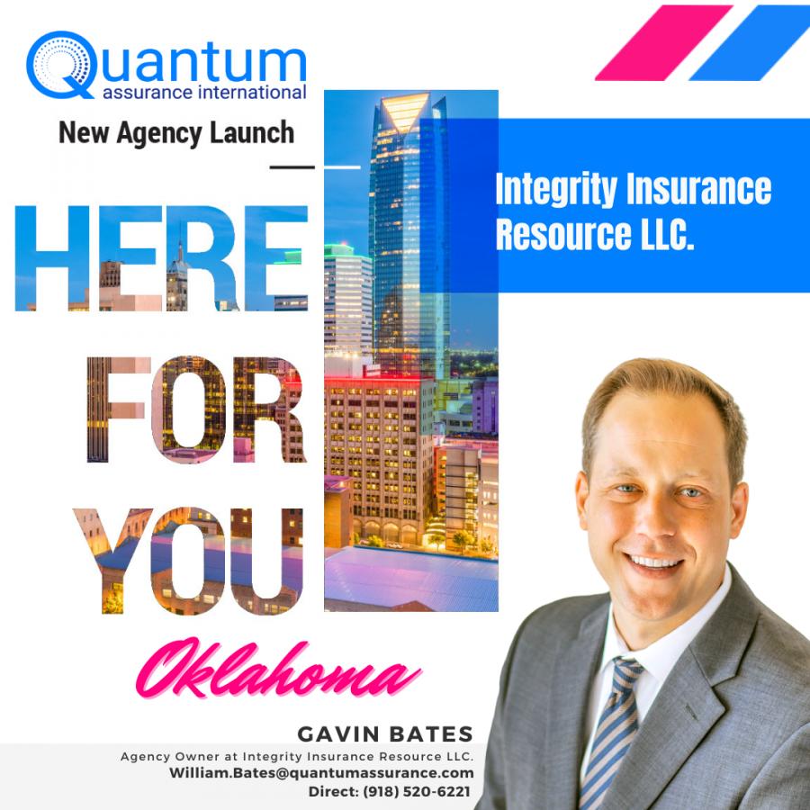 Quantum Assurance International, Inc. Independent Insurance Agency Spotlight – Integrity Insurance Resource, LLC.