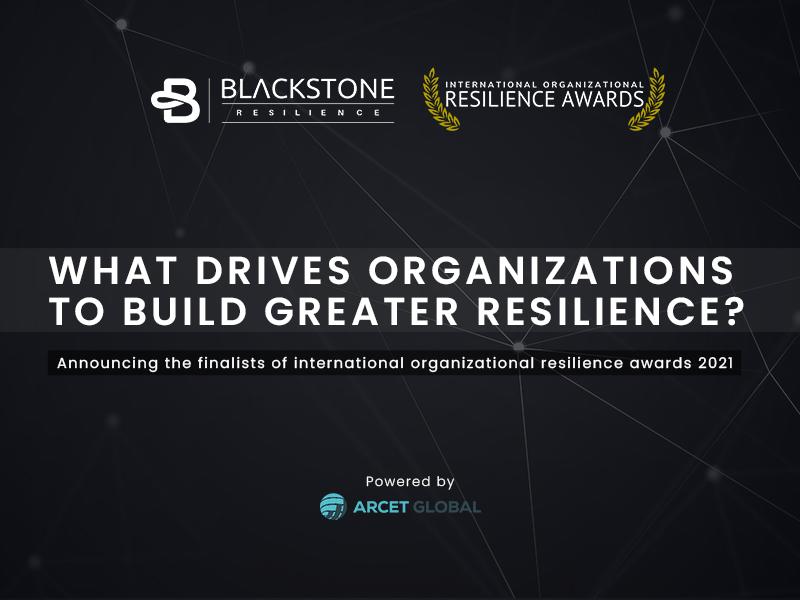blackstone resilience announces