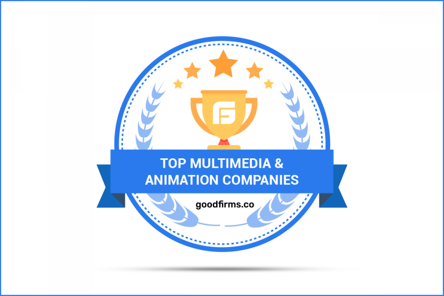Top Multimedia and Animation Companies_GoodFirms