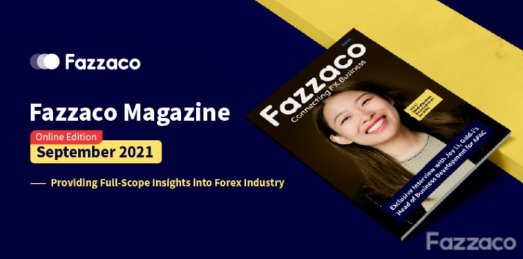 The Fazzaco Magazine – September 2021 (ONLINE EDITION) Is Here