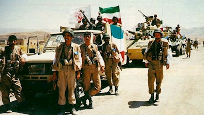 September 24, 2021 - In the year 1980, as Iraqi forces crossed into Iran, the People's Mojahedin Organization of Iran (PMOI/MEK) condemned the occupation of Iranian territory and declared its readiness to defend the homeland and innocent people of western