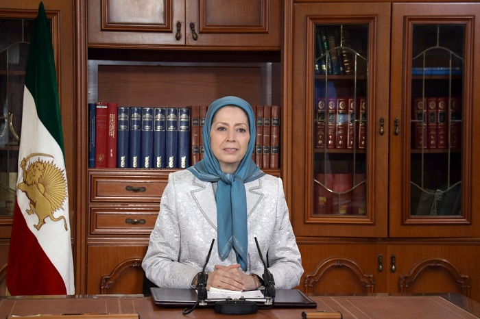 September 26, 2021 - Perseverance, uprising, and overthrowing the mullahs' regime is the only way to restore the rights of teachers, workers, and other sectors, whose rights the mullahs have been violating for many years and have brought them nothing but