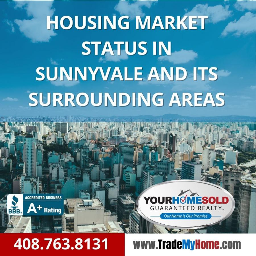 Housing Market Status in Sunnyvale and Its Surrounding Areas