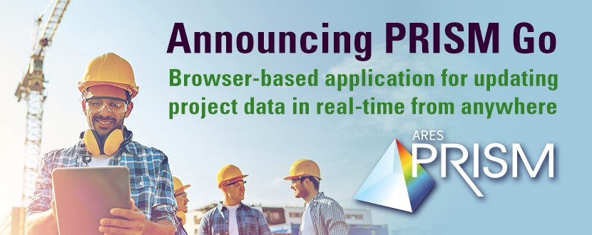 ARES PRISM Announces New Web-Based Extension  with the Launch of PRISM Go