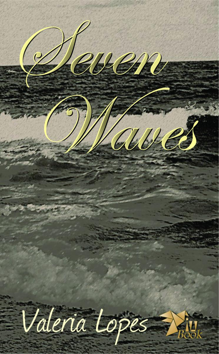 "Book Cover ""Seven Waves"""