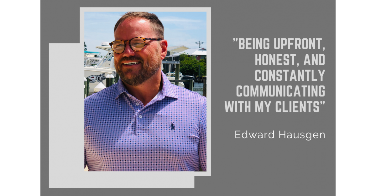 Edward Hausgen Featured In Two Executive Interviews