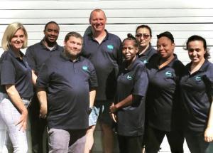 East Coast Garment Restoration Team
