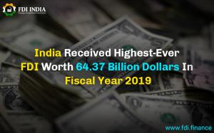 FDI worth