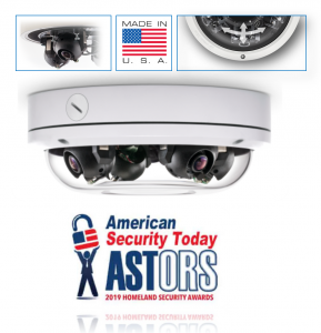 Arecont Vision Costar SurroundVideo Omni SX AST Award ISC East 2019