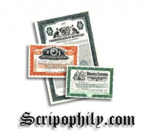 Scripophily - The Gift of History