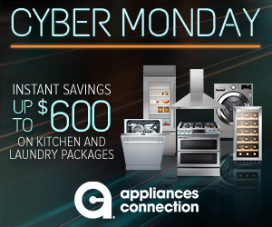 Appliances Connection  Extended 2019 Cyber Monday Sale: Horizontal