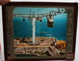 Chicago World's Fair Sky Ride - 1933