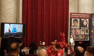 Mrs. Maryam Rajavi, President-elect of the National Council of Resistance of Iran (NCRI)