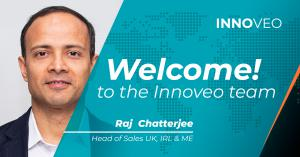 Raj Chatterjee, Head of Sales, will be responsible for the acceleration of business growth in the UK, IRL and Middle East markets.