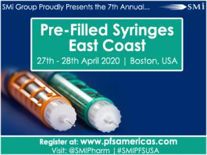 Pre-filled Syringes East Coast 2020