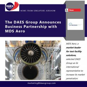 DAES Group Announces New Business Partnership at Singapore Airshow 2020