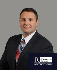 Franklin Strokoff, Esq. Injury Attorney at The Rothenberg Law Firm in Philadelphia
