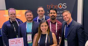 TribeOS team at Affiliate Summit West secures $55 million in pledged advertising dollars