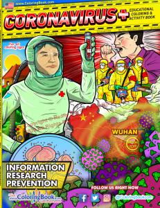 coronavirus coloring and activity pages for education