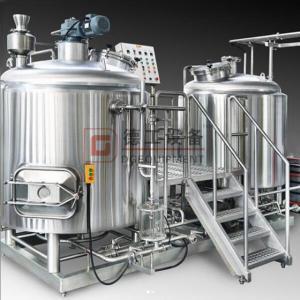 Commercial Fermentation Tanks
