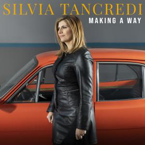 Silvia Tancredi wears FancsV jewelry.