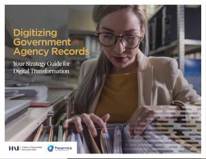 Cover of digital transformation strategy guide