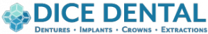 Logo for DICE Dental, Springfield dentist