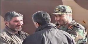 IRGC Brig. Gen. Mohammad Baqer Qalibaf (Ghalibaf)