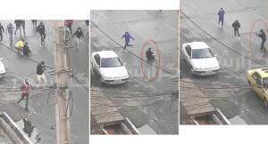 Iranian regime security force shoots protesters at point blank- November 2019