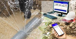 Hansen Analytics' CriticalH2O communicates multi-supplier leak detection data from the field to the office in minutes, not day or weeks, to locate & quantify leaks to dramatically reduce leak scheduling, repair, and contractor quality assurance testing.