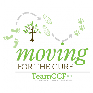 Moving for the Cure Logo