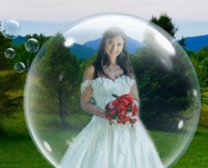 Mariage à bulles pour la distance proteLeFay Cottage à Little Washington est situé sur cinq hectares sereins, niché au pied des montagnes Blue Ridge avec une vue imprenable sur les toits du parc national de Shenandoah, ction dans Covid 19