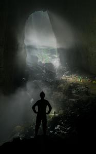 Deep Inside Hang Son Doong Vietnam Base Camp 3 - Gregg Jaden